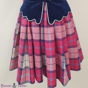 Highland Blush Aboyne Skirt