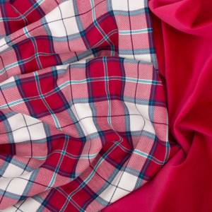 Highland Rose Tartan