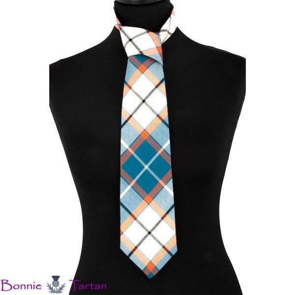 Bonnie Cadet Tartan Tie