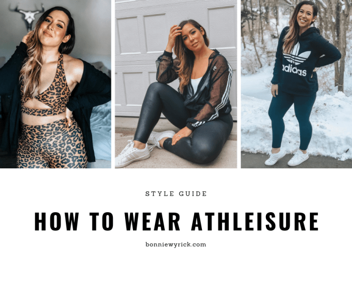 How to Wear Athleisure: Style Guide