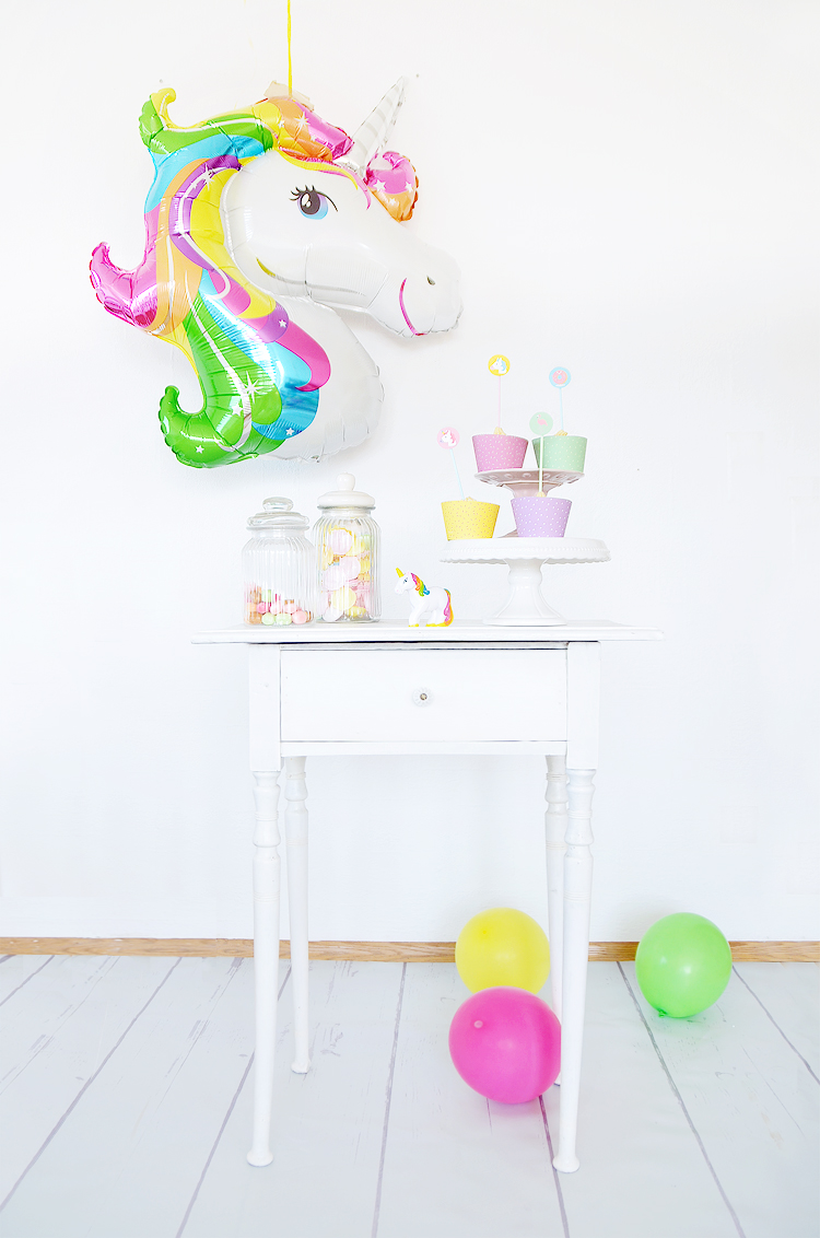 Sweet Table Ideen: Mottoparty