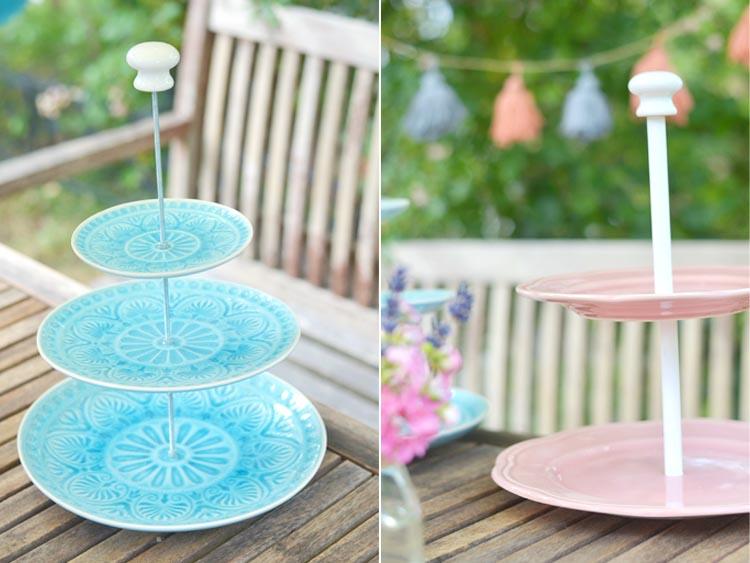 Upcycling: Sieben Ideen wie man altes Geschirr aufpeppen kann