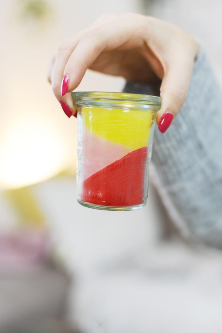 DIY: Duftkerzen im Glas selber machen