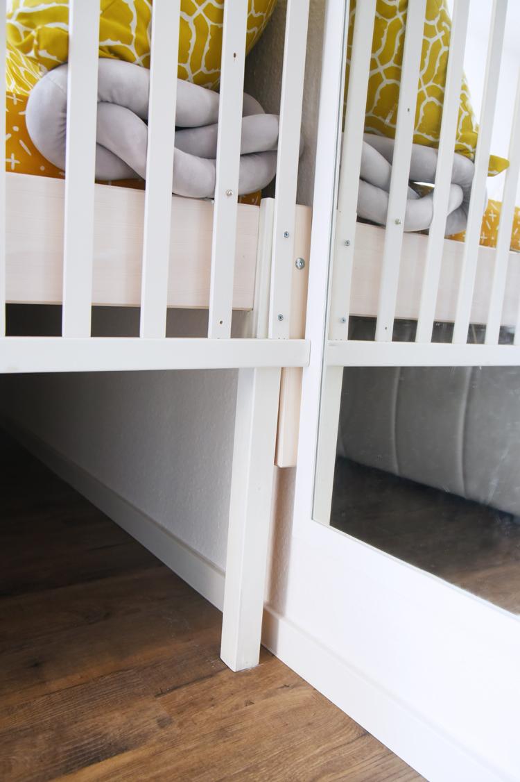 Familienbett Bauen Diy Fur Ein Familienbett Mit Rausfallschutz Bonny Und Kleid