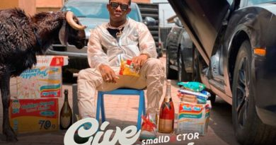 "Small Doctor – ""Give Away"" (Prod. 2TUponDeeBeatz)"