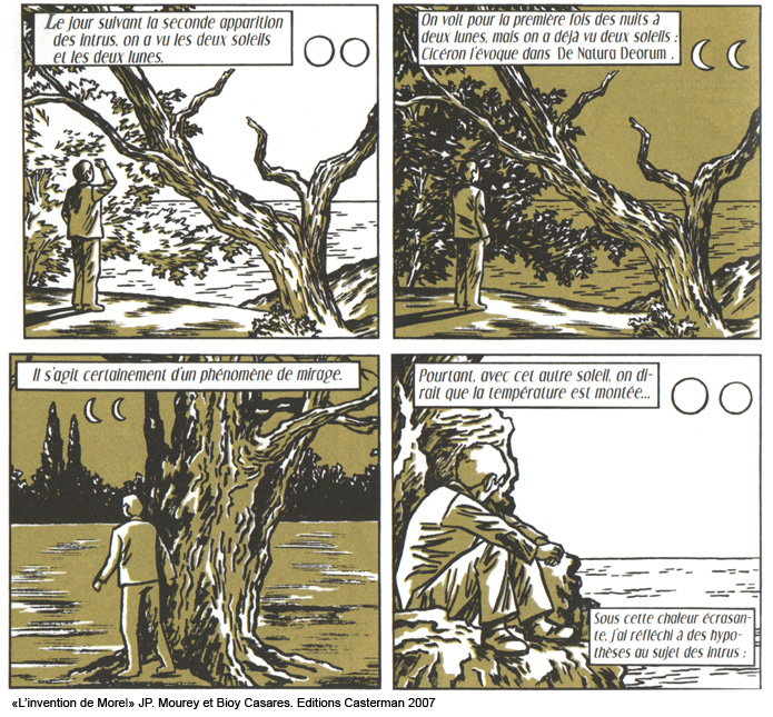 «L'invention de Gallica» de Jorge Luis Casares