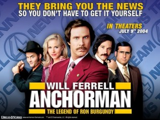 Anchorman : The Legend of Ron Burgundy - 2004 - d'Adam McKay