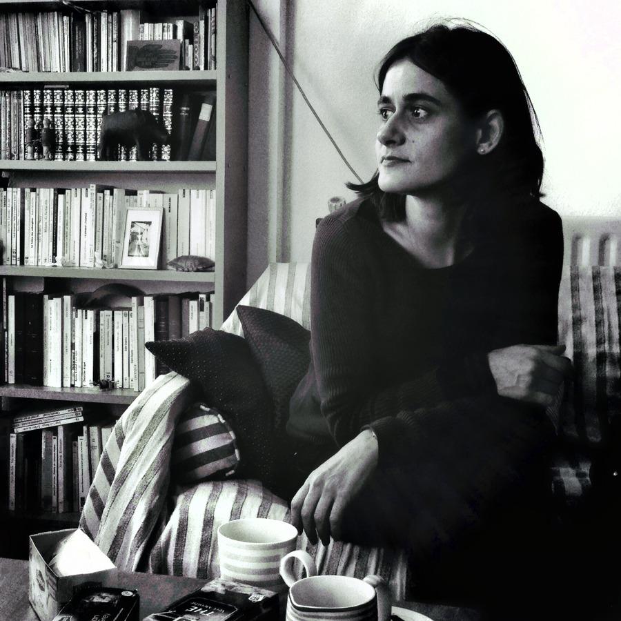 Aude Samama - Photo Alain François