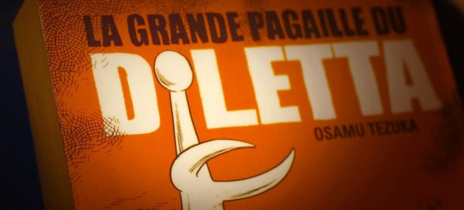 L'étrange roman du Diletta
