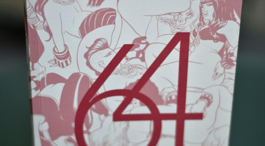 64 Kamasutra artbook