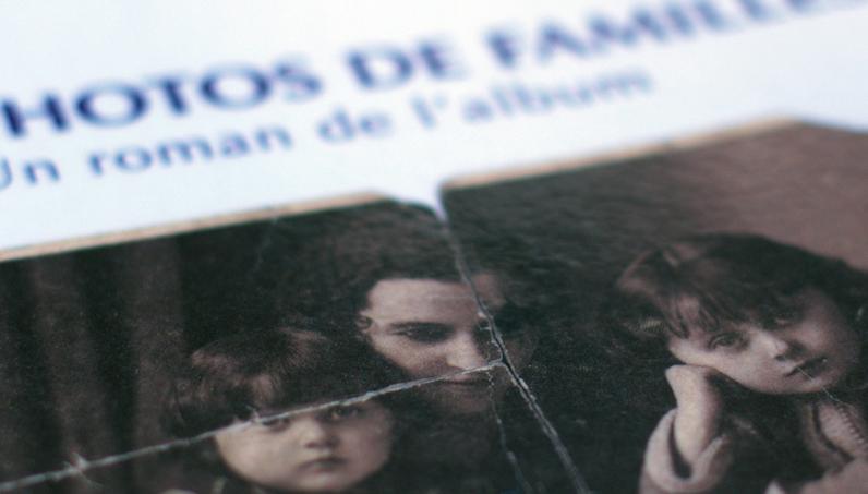 Sur Photos de famille d'Anne-Marie Garat