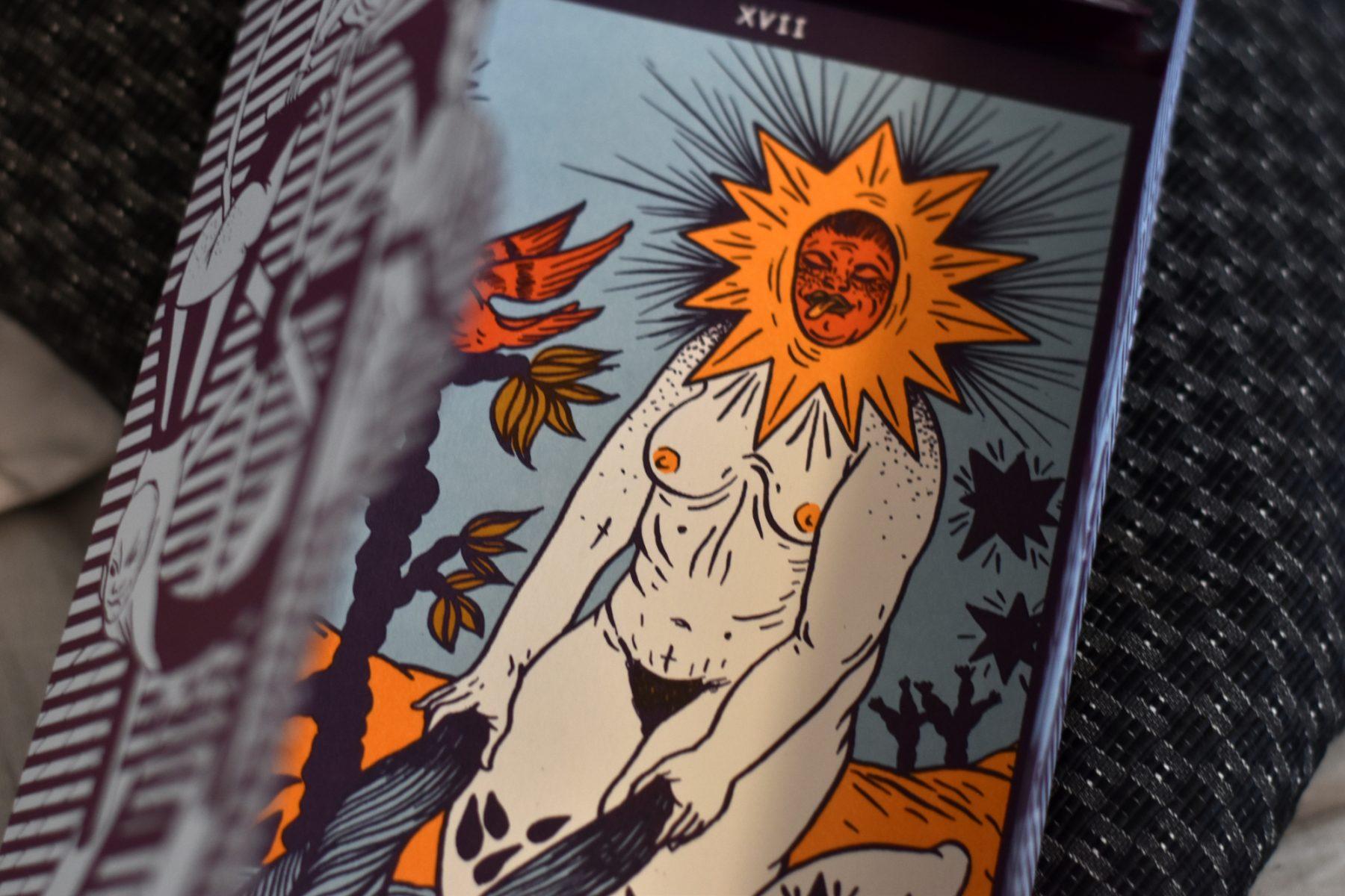 L'étoile - Tarot de Céline Guichard
