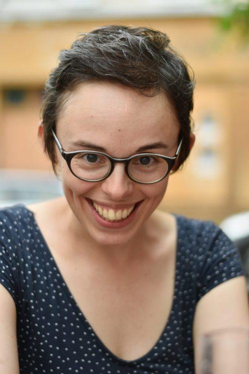 Portrait de Marine Blandin - Photo Alain François
