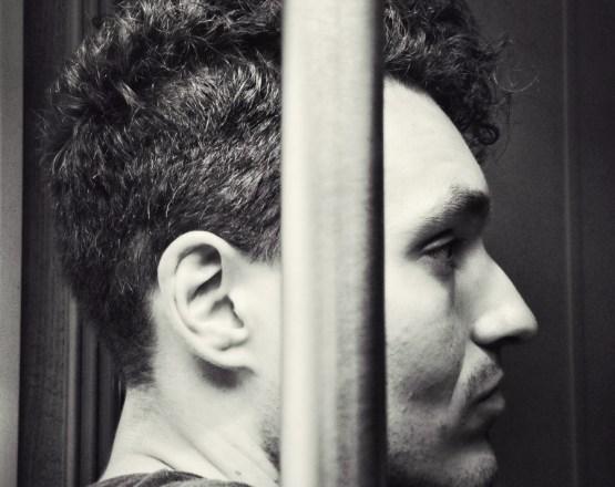 Portrait coupé de Benjamin Frisch - Photo Alain François