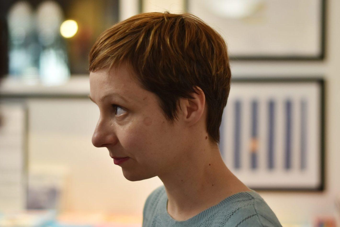Portrait de Séverine Gallardo