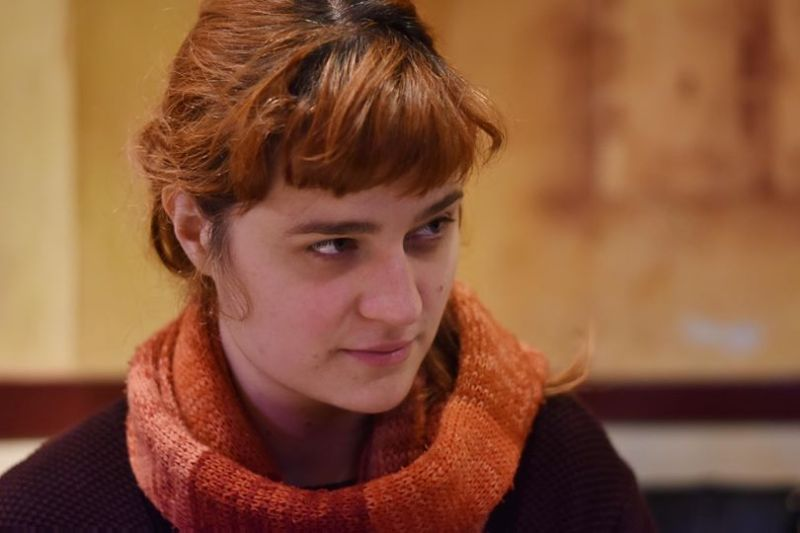 Francesca Oltremare Marinelli - Photo Alain François