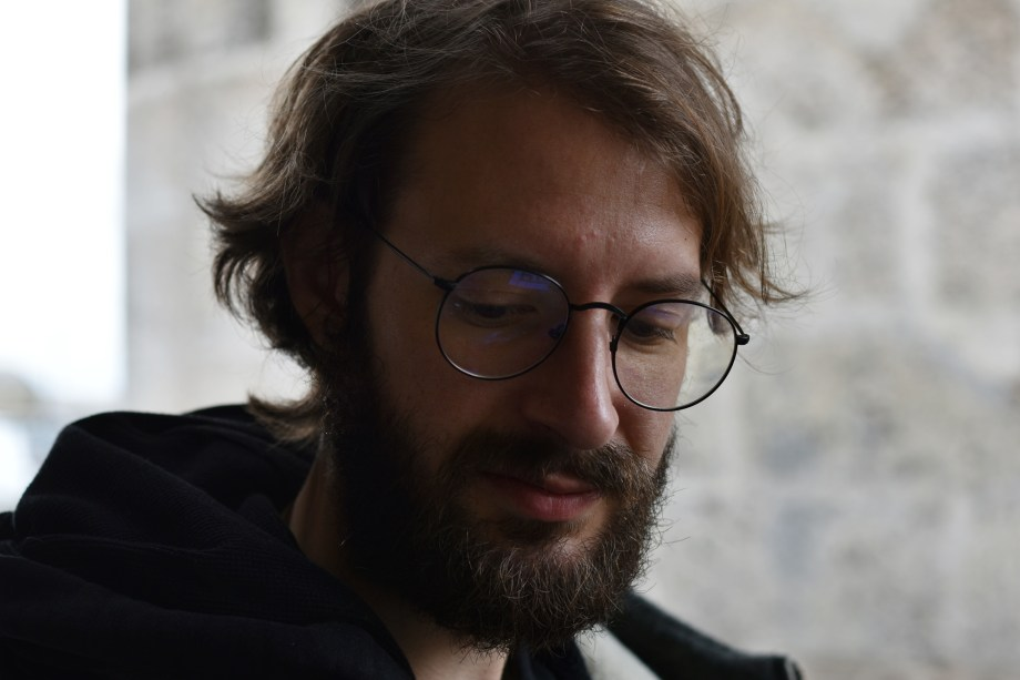 Portrait : Thomas Mathieu