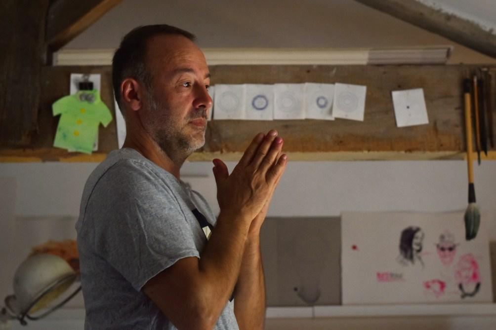 Thibault Balahy - Photo Alain François