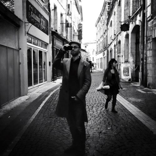 Freddy Nadolny Poustochkine - Photo Alain François