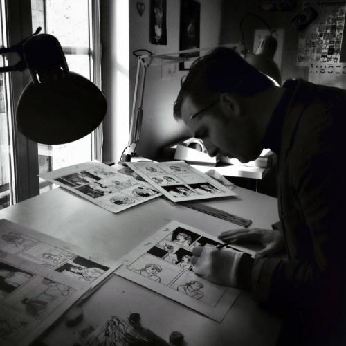 Matt Madden - Photo Alain François