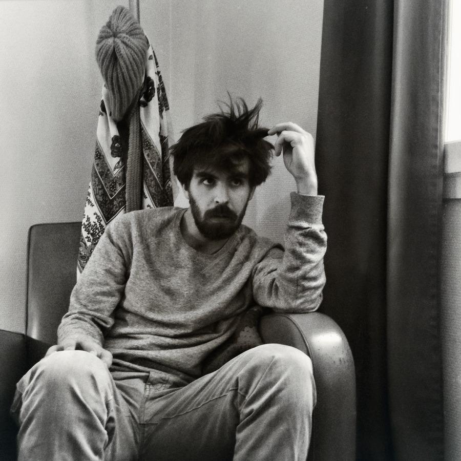 Geoffrey Grimal - Photo Alain François