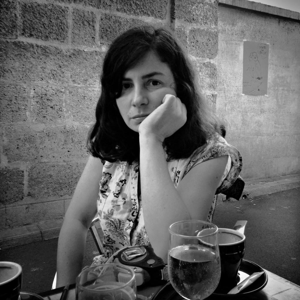 Virginie Soumagnac ( Ninie ) - Photo Alain François