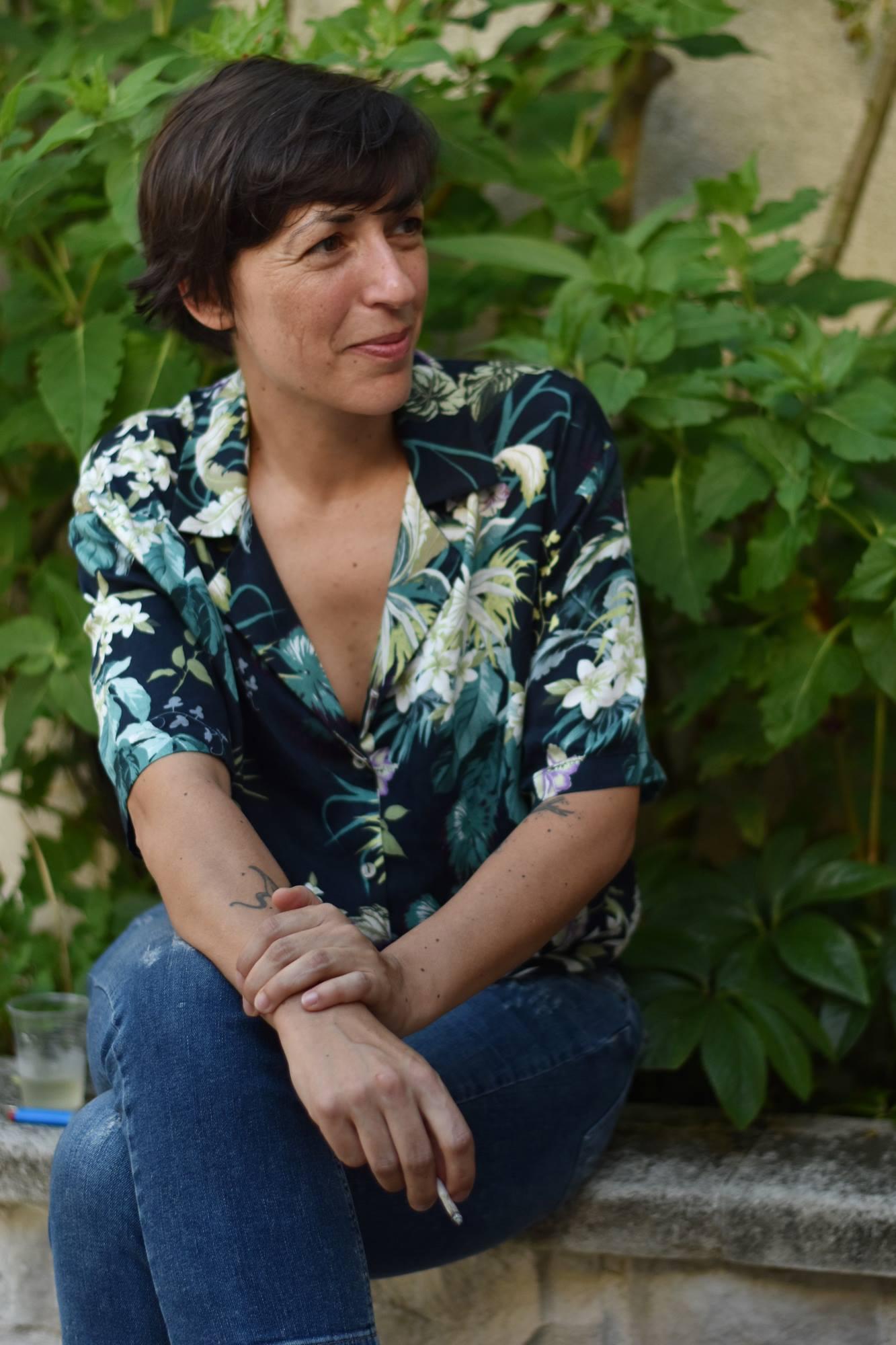 Vanessa Douvin - Photo Alain François