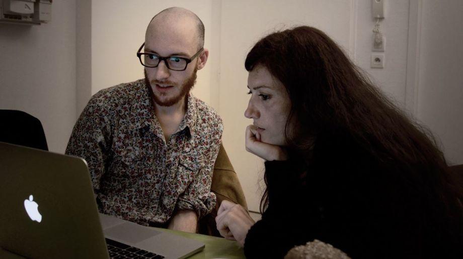 Elric Dufau & Laura Désirée