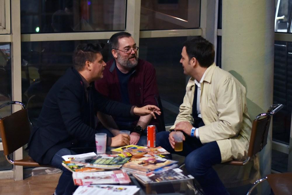 David Vandermeulen, Denis Bajram & Benoît Mouchart