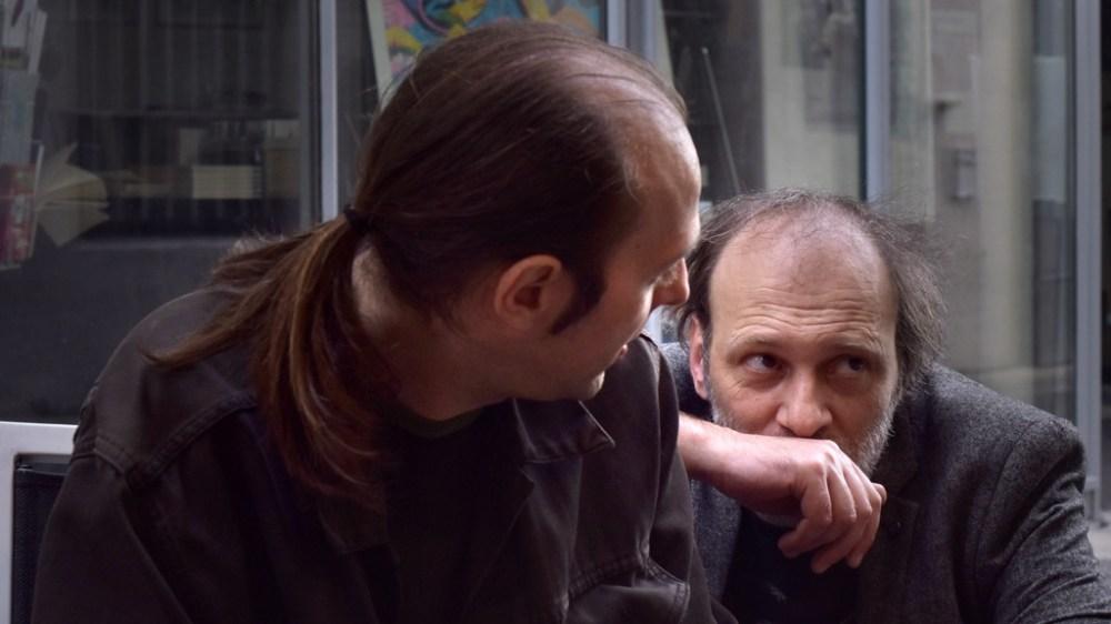 Christian Mattiucci et Thierry Leprévost - Photographie Alain François