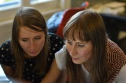 Olga Poliektova et Tatiana Poliektova - Photo Alain François