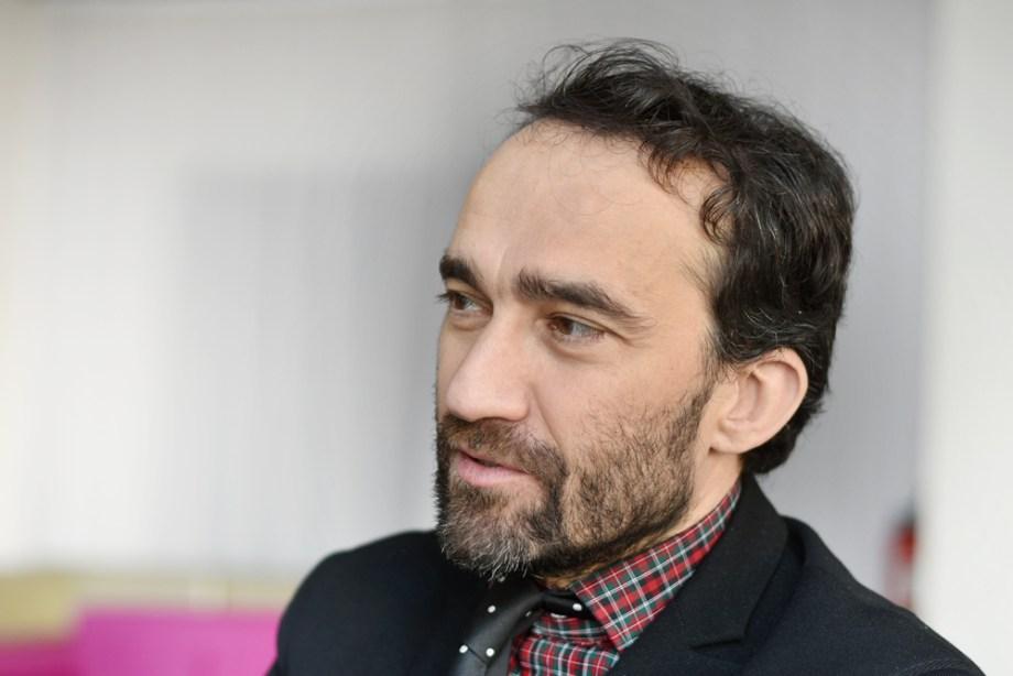 Portrait : Pierre Lungheretti