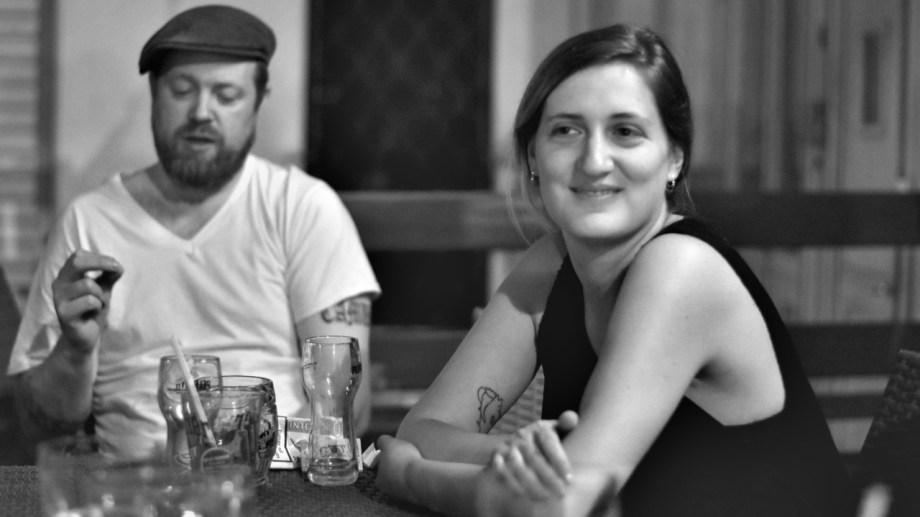 Brahm Revel et Giulia Sagramola