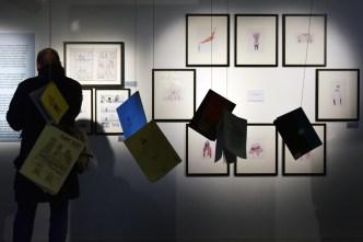 Expo Gilles Rochier FIBD2018 - Photo Alain François