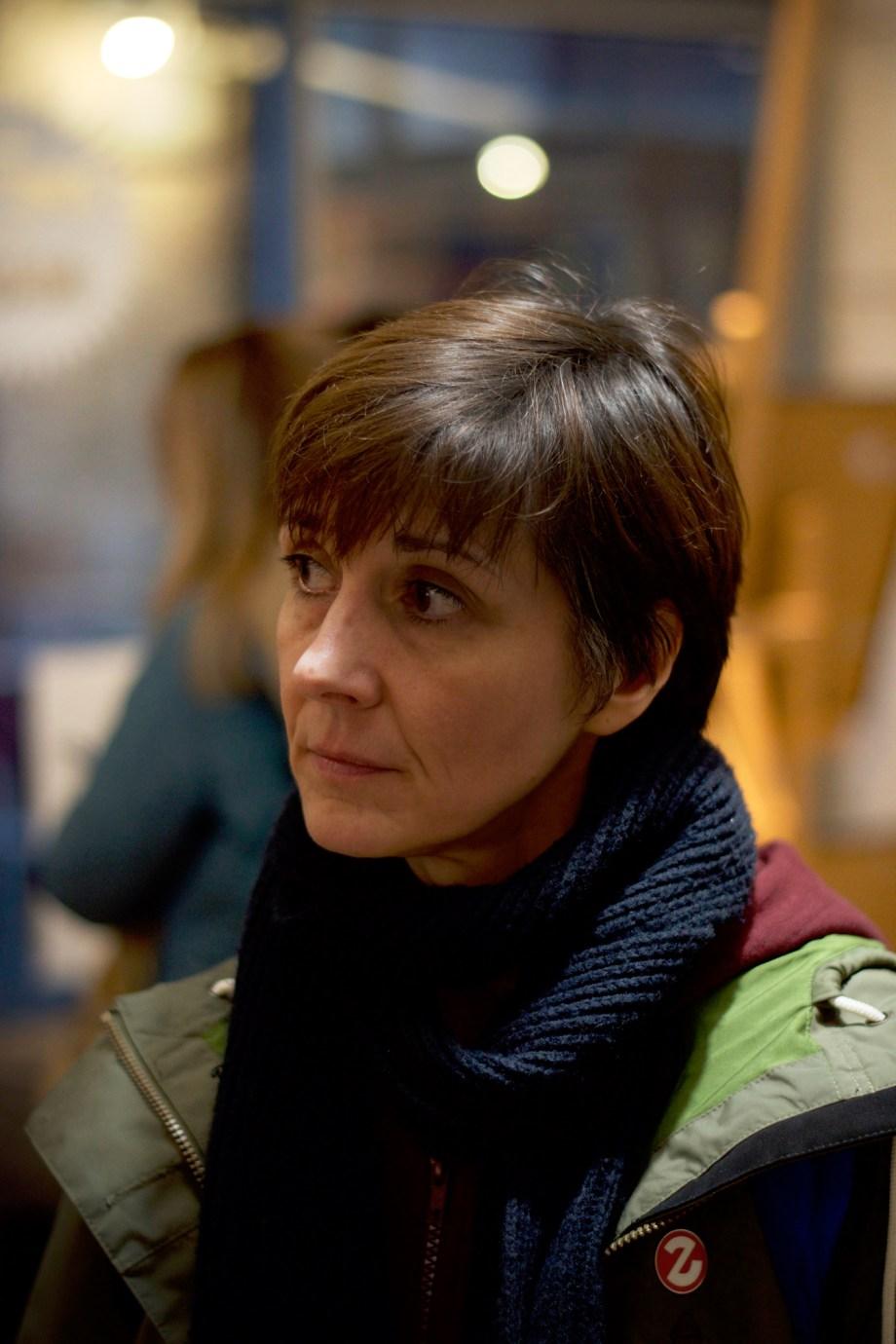 Céline Guichard en ville