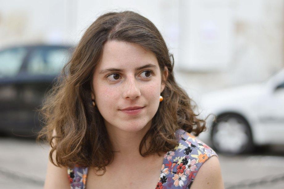 Portrait : Léa Murawiec (et 2 mots sur ses dessins)