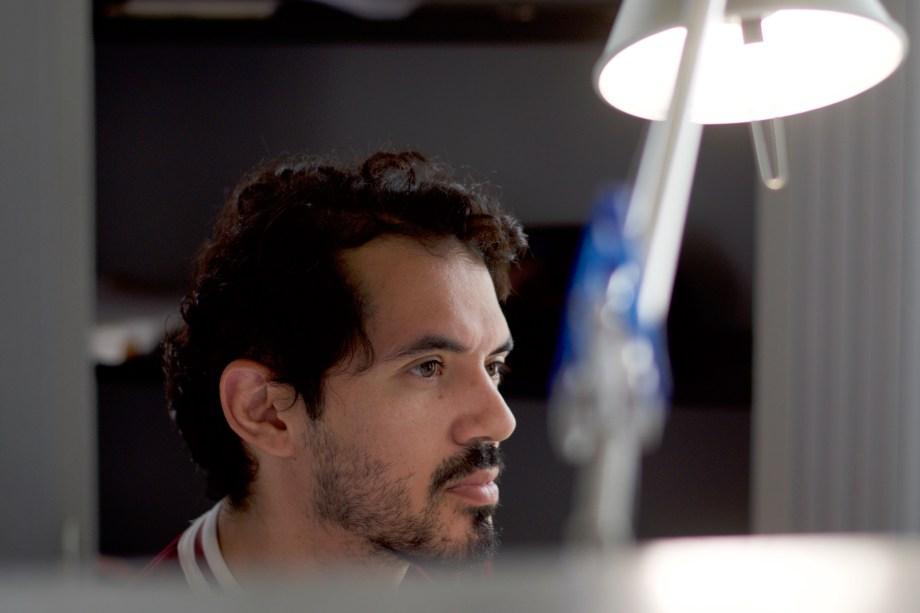 Portrait : Ric Velasco