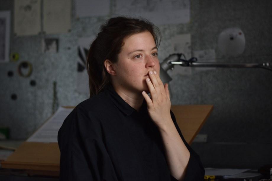 Portrait : Mathilde Van Gheluwe