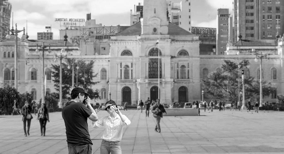 Lecture confinée : Un photographe à La Plata
