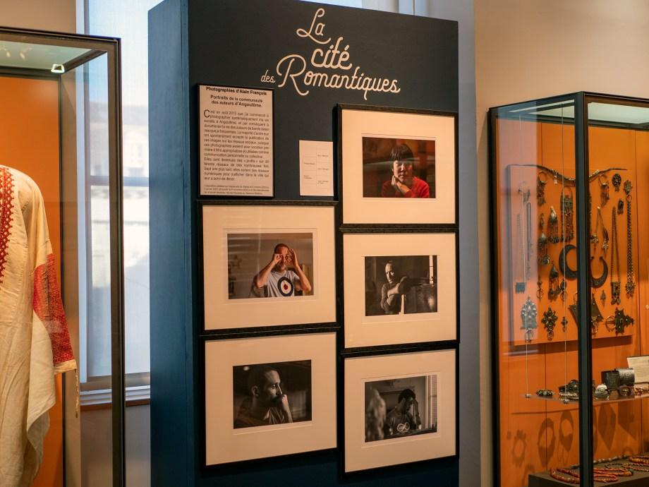 122 photographies au Musée des Beaux-Arts d'Angoulême