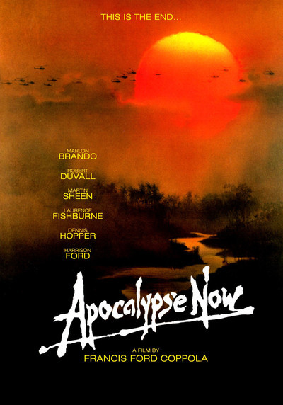 Apocalypse now - one of the best Vietnam war movies ever