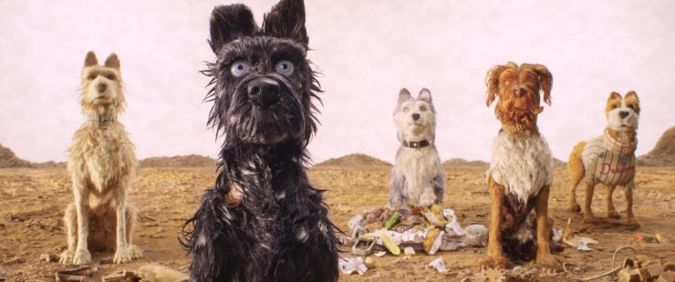 isle of dogs - who makes the better movies