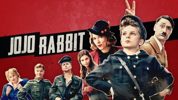 jojo rabbit - Oscar nominee for best picture