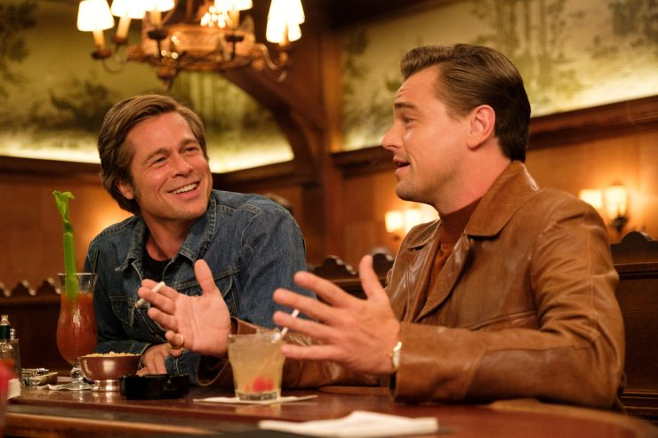 once upon a time in hollywood - Oscar nominee for best picture