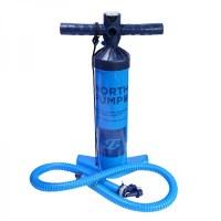North Kite Pumpe 2017 blau / blue Druckmesser Manometer   eBay
