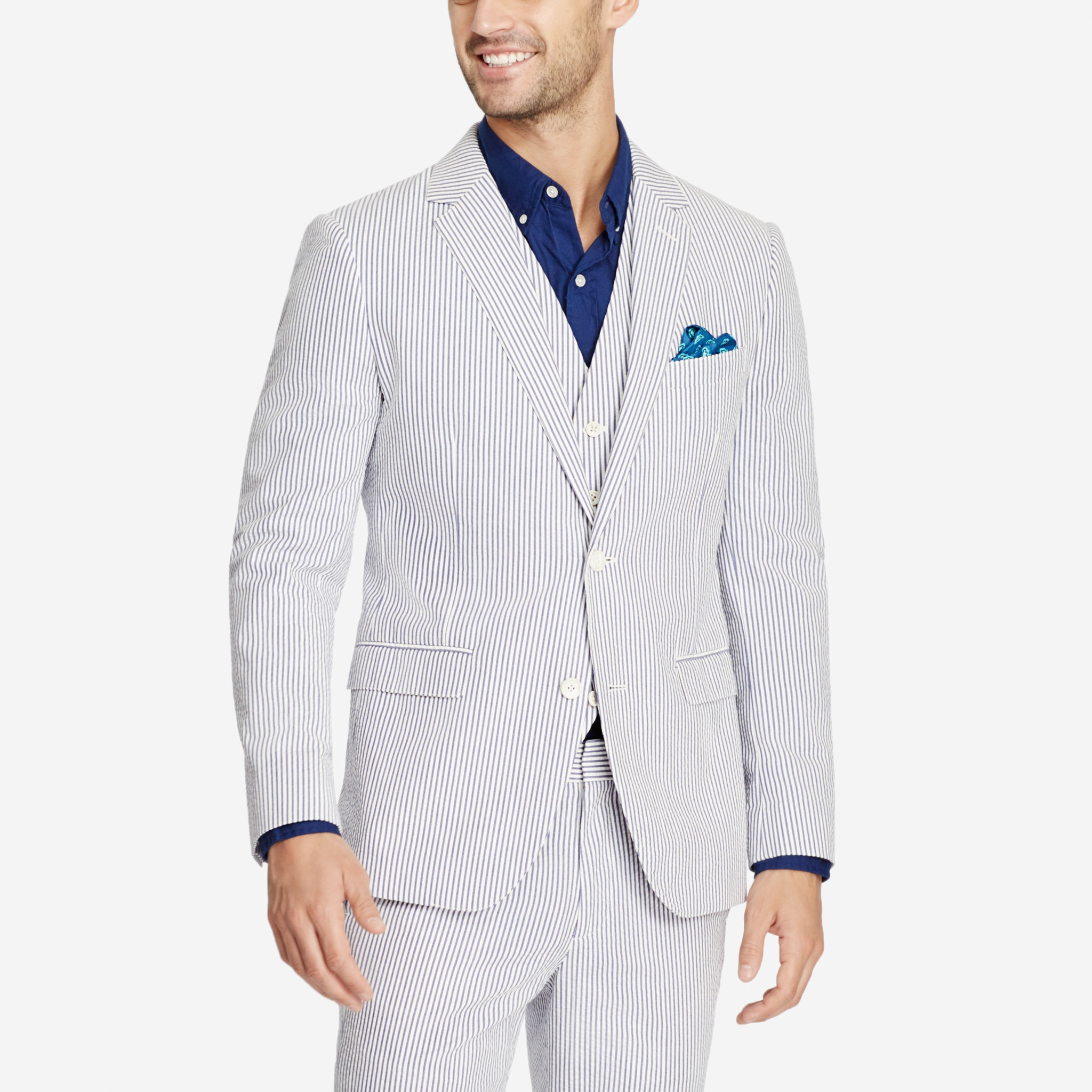 The Foundation Seersucker Suit  Bonobos