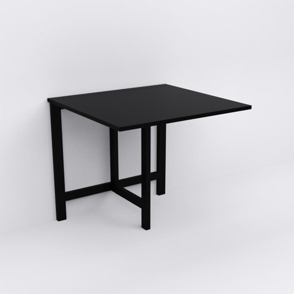 Tavolo da parete in legno