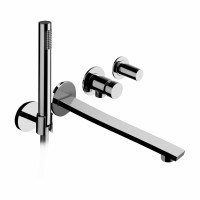 Bonomi Elle Wall Mounted Bath/Shower Mixer