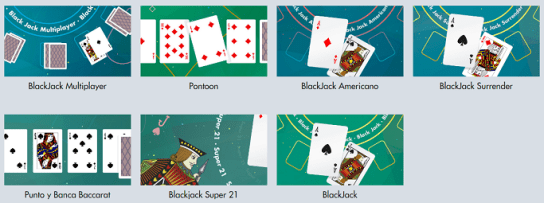 Blackjack Star Casino