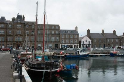 Hafen von Kirkwall